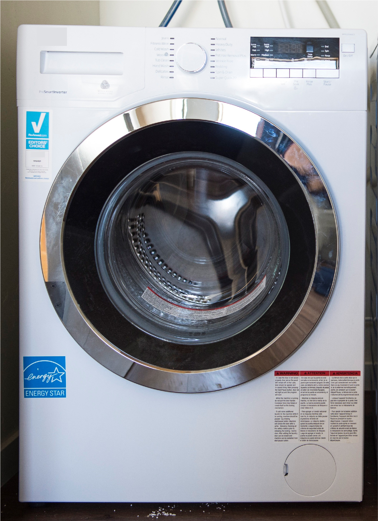 ENERGY STAR Commercial Clothes Washer