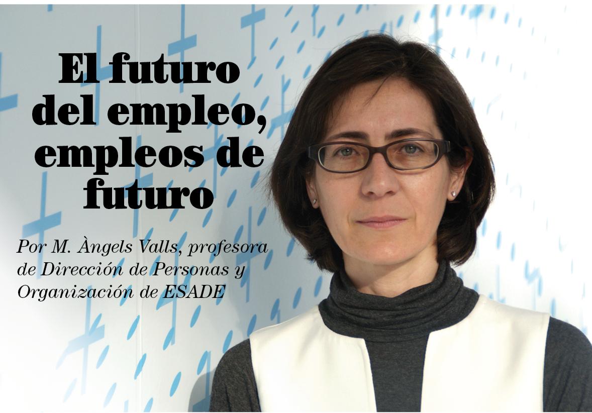 El futuro del empleo, empleos de futuro