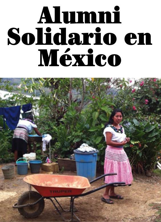 Alumni Solidario en México