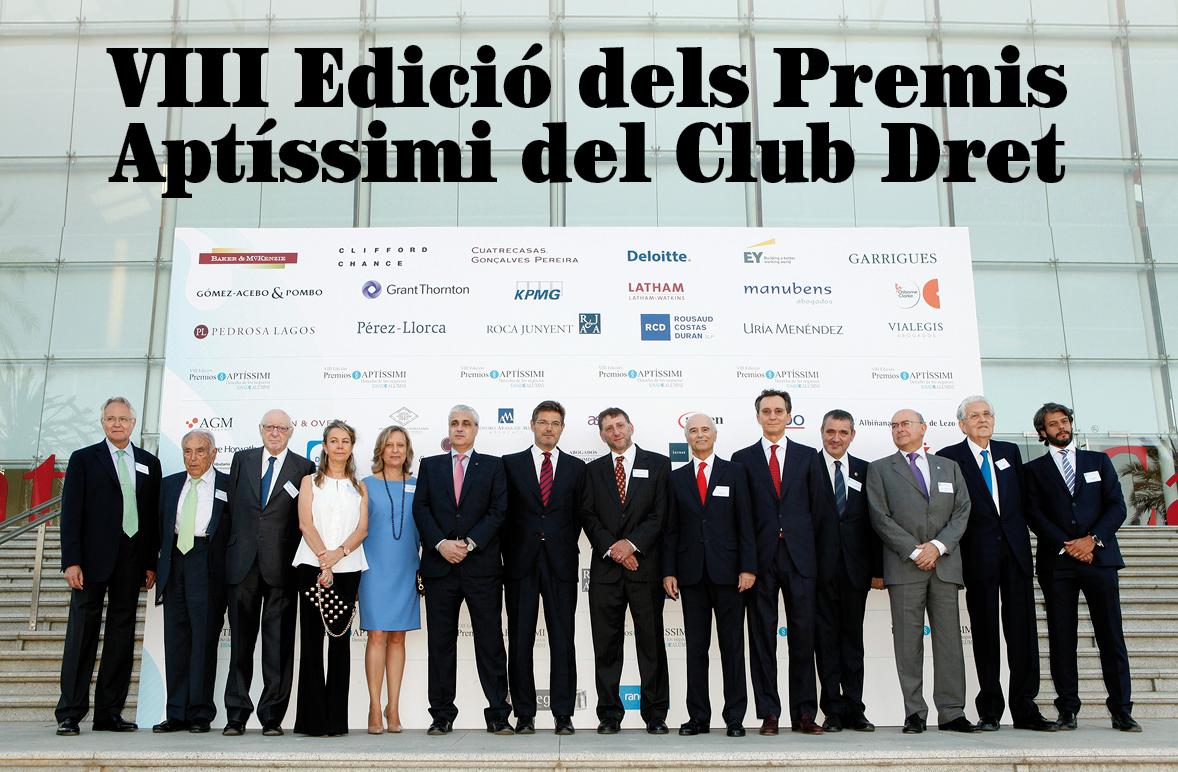 Premis Aptíssimi 2015