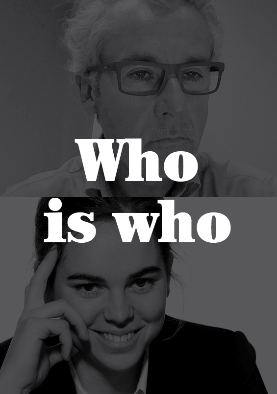 Who is who, octubre