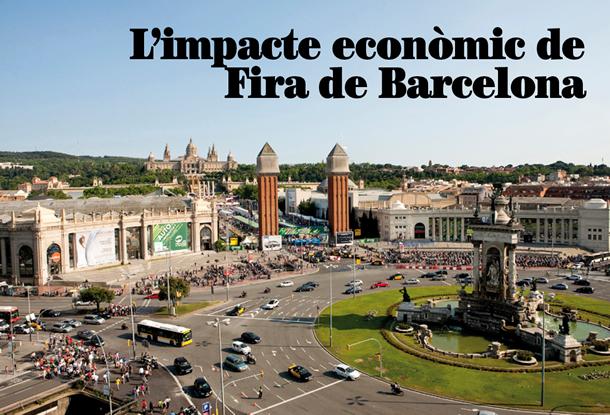 L'impacte econòmic de Fira de Barcelona