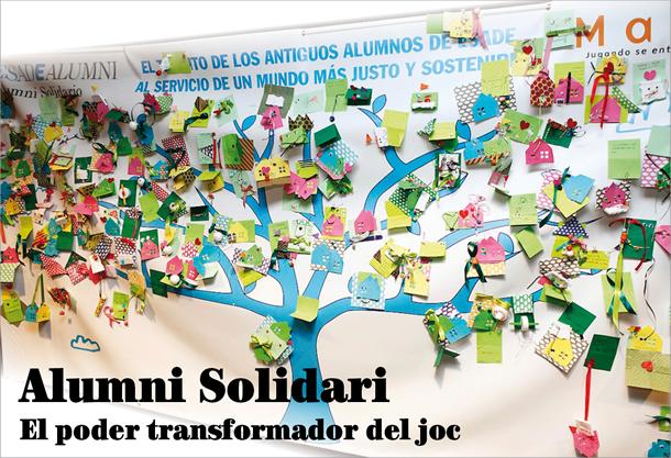 El poder transformador del joc amb Alumni Solidari