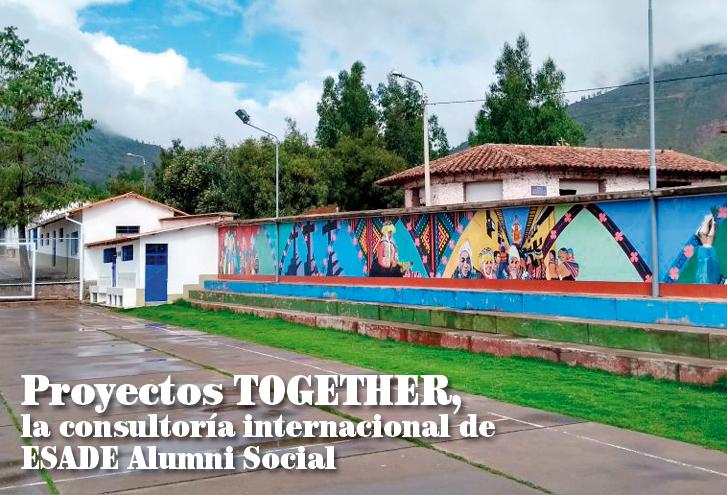 Proyectos TOGETHER: consultoría internacional de ESADE Alumni Social
