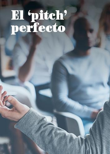 «El 'pitch' perfecto», según Katharine D'Amico