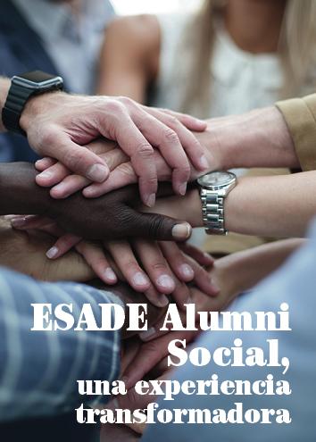 ESADE Alumni Social, una experiencia transformadora