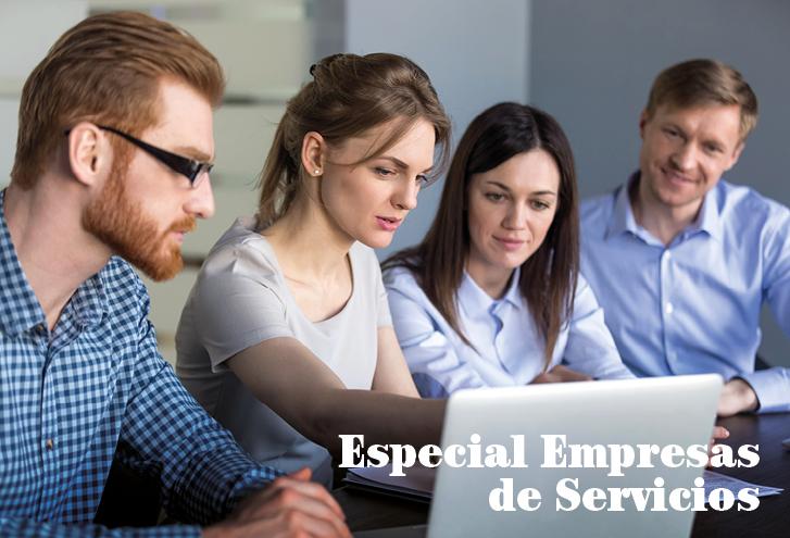 Especial Empresas de Servicios