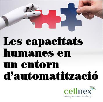 La importància de les capacitats humanes en un entorn d'automatització