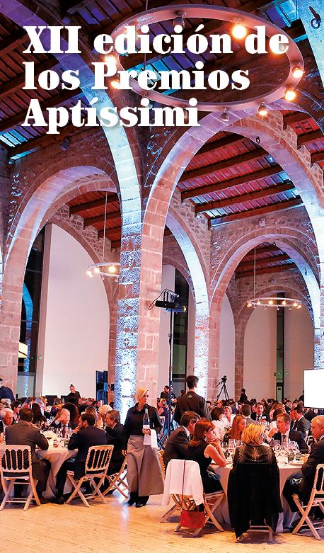 XII edición de los Premios Aptíssimi