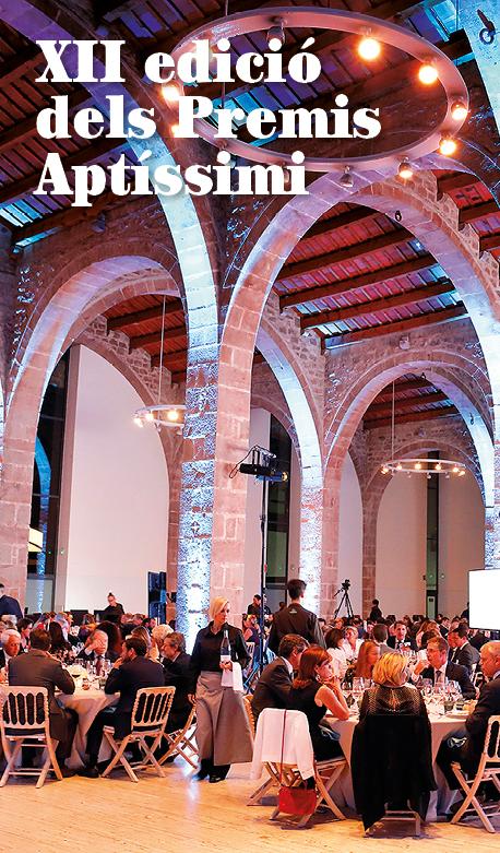 XII edició dels Premis Aptíssimi