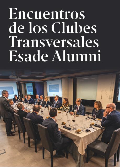Encuentros de los Clubes Transversales Esade Alumni
