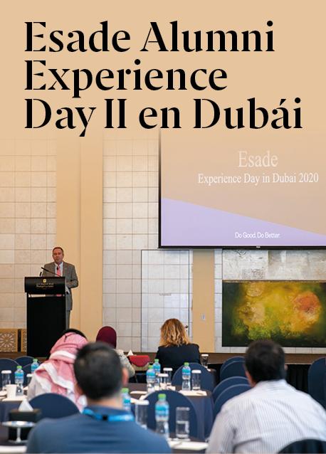 Esade Alumni Experience Day II: reinventando el futuro
