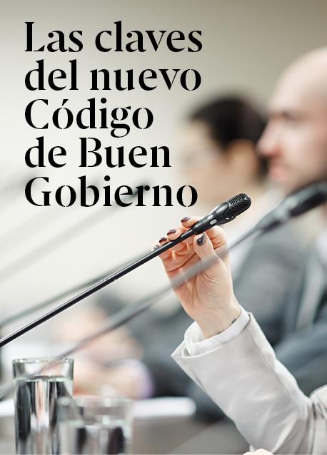 Transparencia, control de riesgos y sostenibilidad, claves del nuevo Código de Buen Gobierno