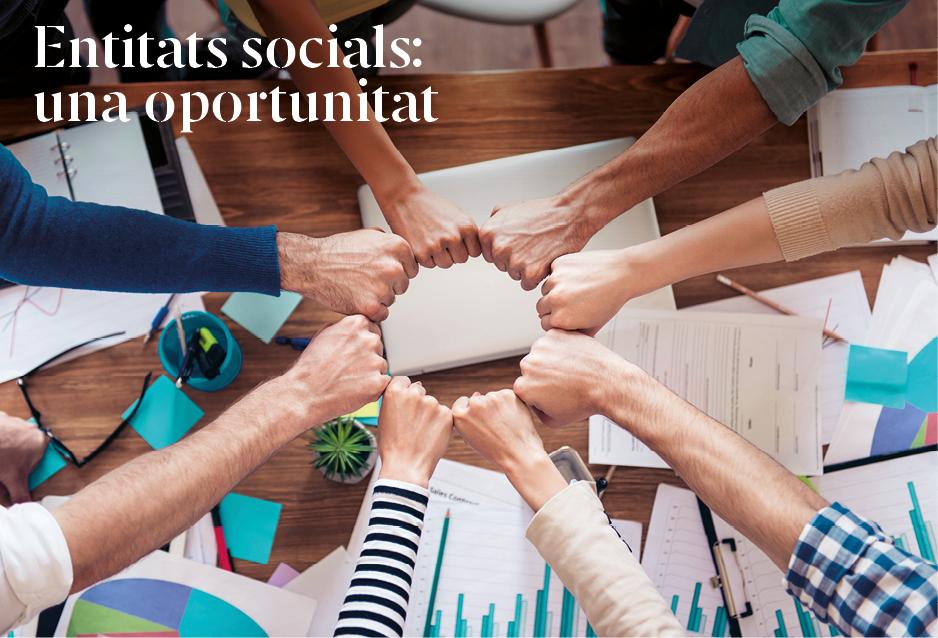Entitats socials: una oportunitat per als nostres alumni