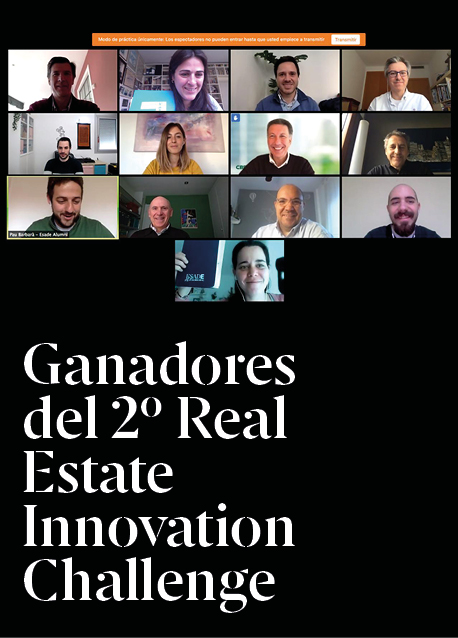 Casum y Maichinery, ganadores del 2º Real Estate Innovation Challenge Esade Alumni