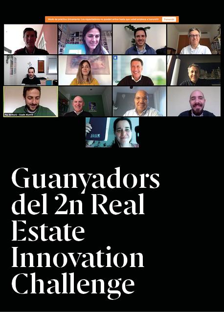 Casum i Maichinery, guanyadors del 2n Real Estate Innovation Challenge Esade Alumni