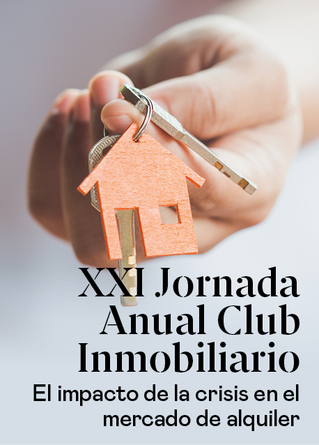 XXI Jornada Anual Club Inmobiliario: «La vivienda en un nuevo entorno»
