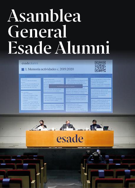 Asamblea General de Esade Alumni