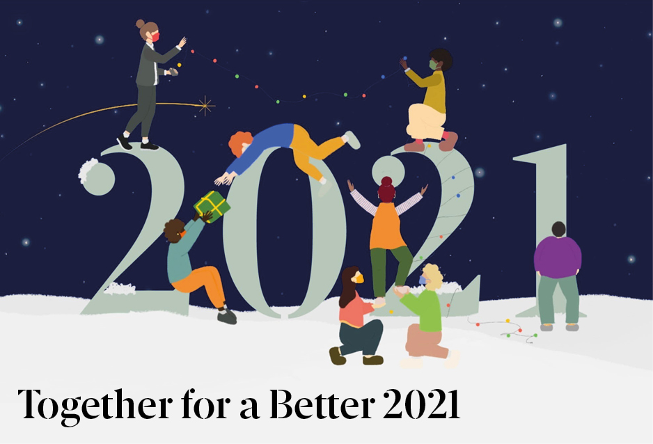 Together for a Better 2021