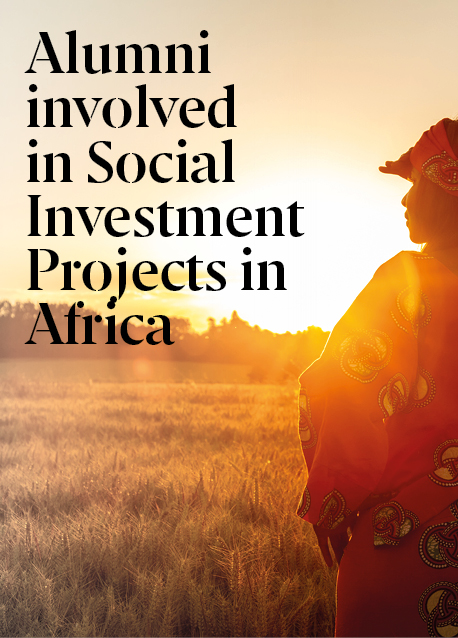 Alumni Involved in Social Investment Projects in Africa