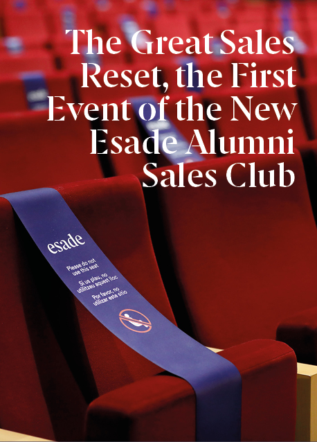 The Great Sales Reset: the First Event of the New Esade Alumni Sales Club