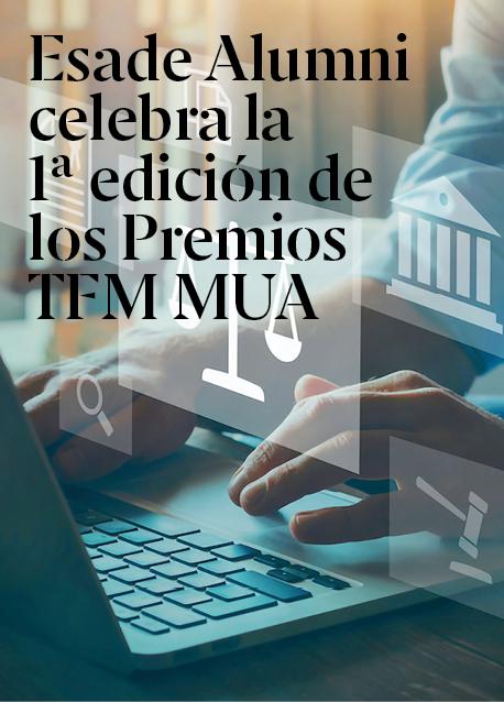 Esade Alumni celebra la 1ª edición de los Premios TFM MUA
