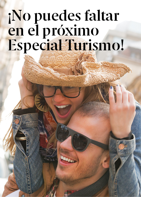 ¡No puedes faltar en el próximo 'Especial Turismo'!
