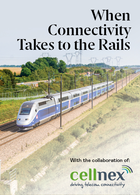 When connectivity takes to the rails