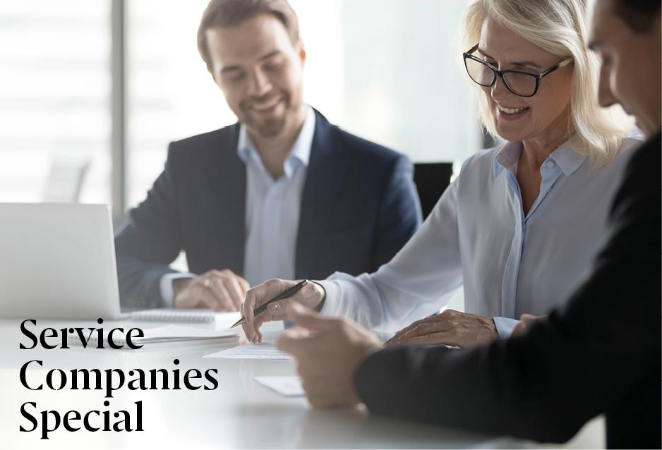 Service Companies Special
