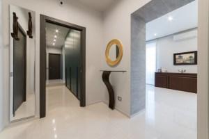 Una ristrutturazione d'interni a Napoli tra i progetti Esagono