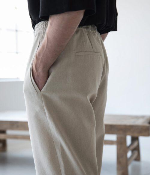 CANVAS PANTS (BEIGE)