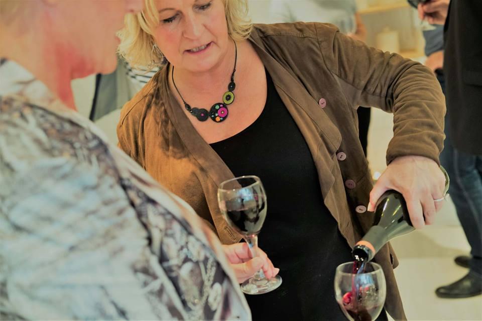 rod vin og vinsmaging