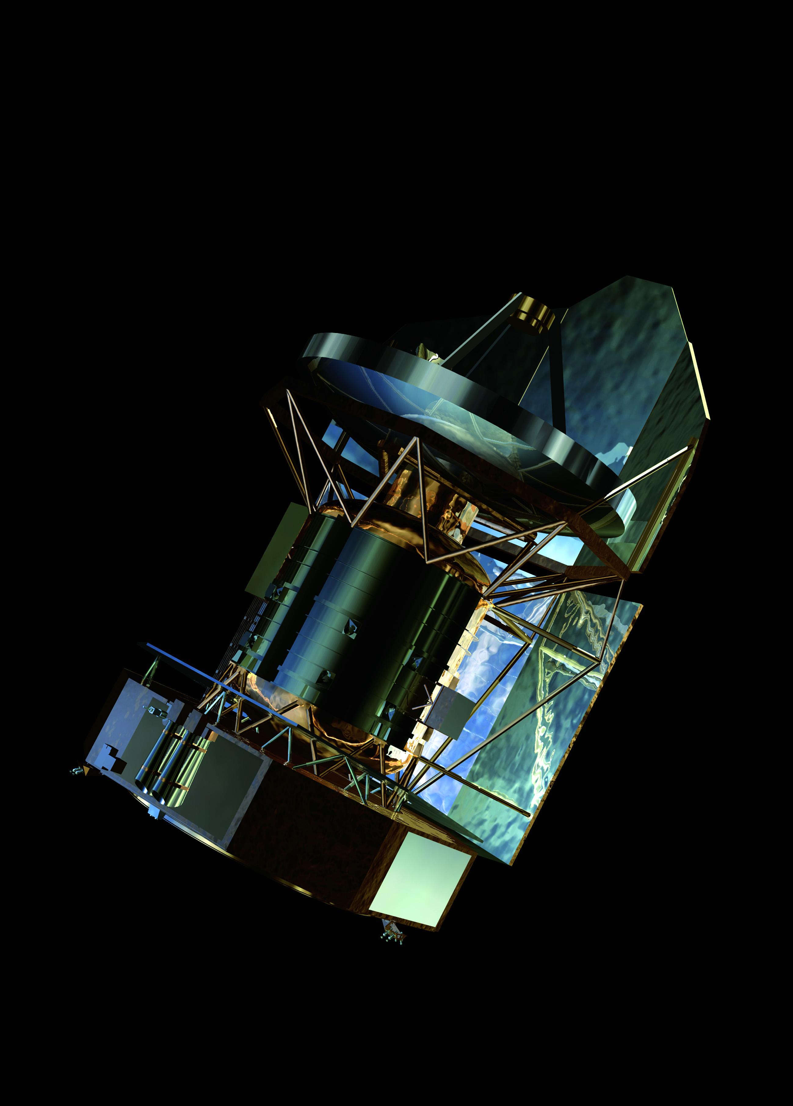 Télescope Herschel Credits: ESA 2002/Medialab