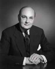 NPG x125710; (Hubert Miles) Gladwyn Jebb, 1st Baron Gladwyn by Baron Studios