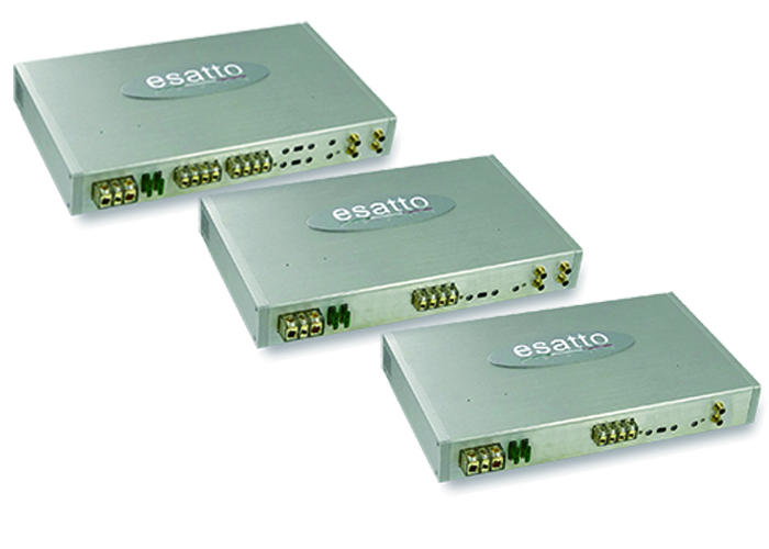 Esatto Amplifier RO series