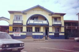 Bermagui Hotel then....