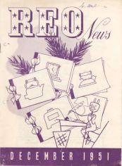 REO News, December 1951
