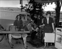 Rural Demonstration_ 31 July 1957