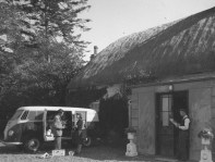 Sales Van_Visiting Homes. Ref: RE.PH.181