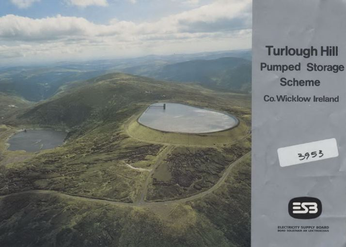Original Turlough Hill PR Pamphlet