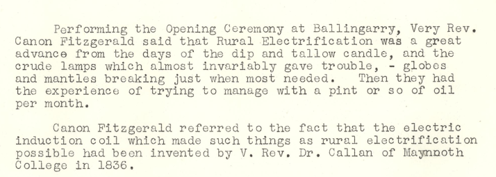 Ballingarry-R.E.O.-April-1949-P