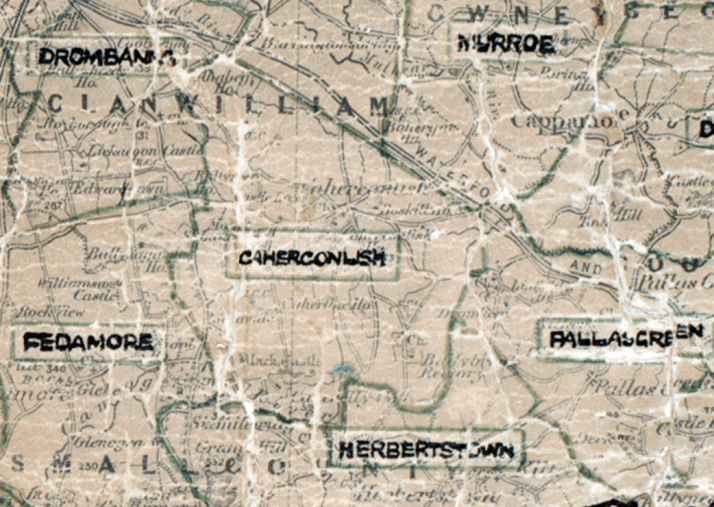 Caherconlish-map-limerick