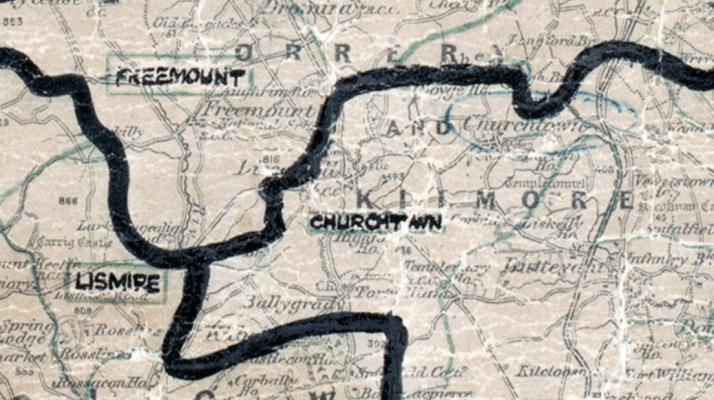 Churchtown-map-cork