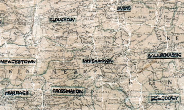 Innishannon-Map-cork