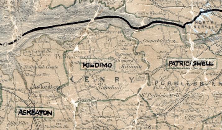 Kildimo-map-limerick