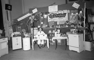 ESB Demonstration St. Marys Hall Mullingar May 1954