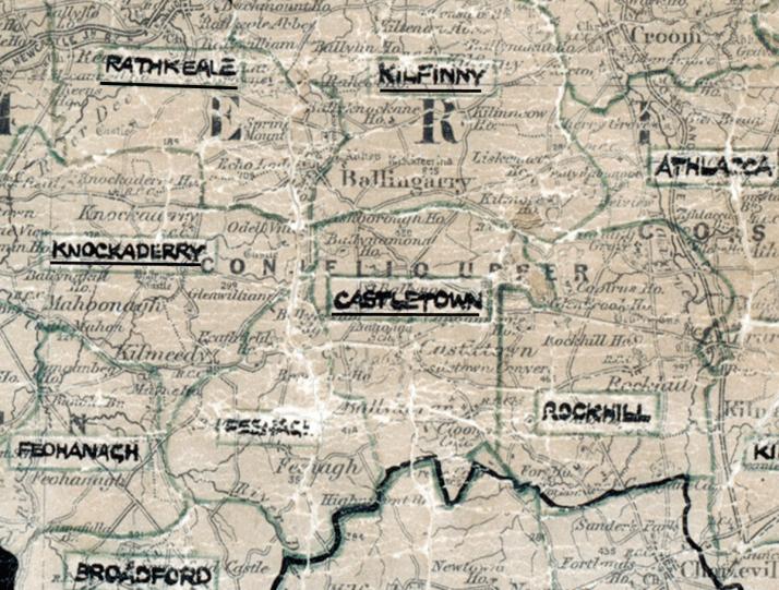 Castletown-Map-limerick