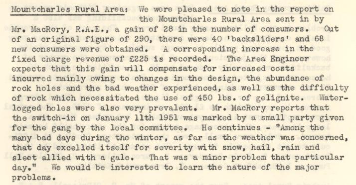 Mountcharles-R.E.O.-August-1951-P