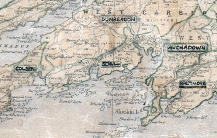 Schull-Map-cork
