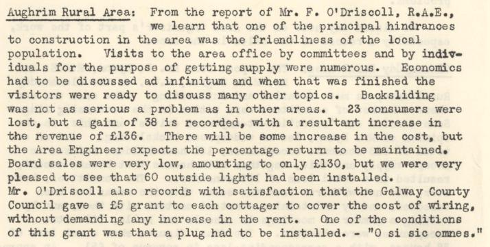 Aughrim-R.E.O.-August-1951-P